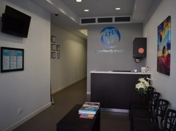 Reception - Lygon Family Dental