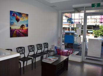 Waiting Room - Lygon Family Dental