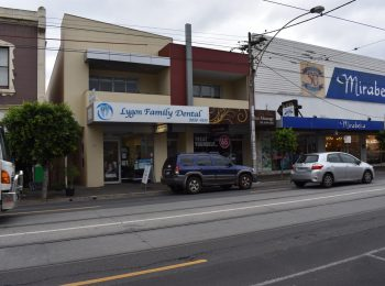 Street View - Lygon Family Dental