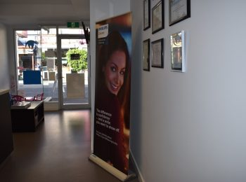 Entrance - Lygon Family Dental