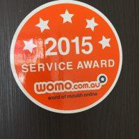 womo award 2015 | Lygon Family Dental Brunswick