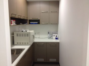 Sterilization Area | Lygon Family Dental Brunswick
