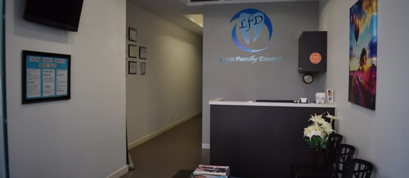 Reception | Lygon Family Dental Brunswick